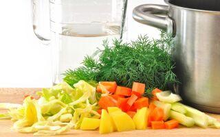 Диета и правильное питание при тромбофлебите глубоких вен нижних конечностей