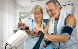 Программа реабилитации пациентов при гипертонической болезни