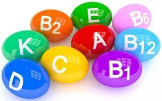 Какие витамины принимать при ВСД