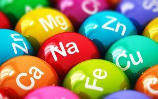 Таблица норм анализа крови на витамины и микроэлементы