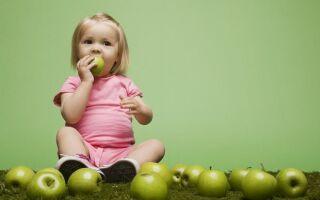 Симптомы и лечение железодефицитной анемии у детей раннего возраста