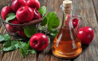 Как принимать яблочный уксус при высоком давлении