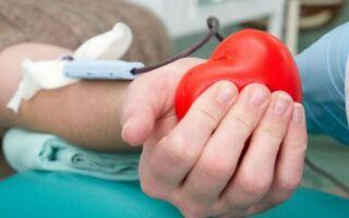Польза и вред сдача плазмы крови