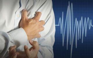 Что делать при болях в сердце после инфаркта миокарда