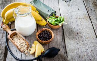 Лечебная диета при гипертоническом кризе