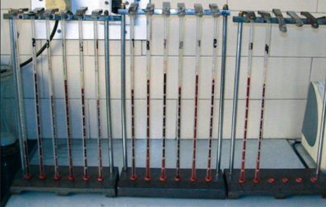 Аппарат для проверки скорости оседания эритроцитов в анализе крови человека