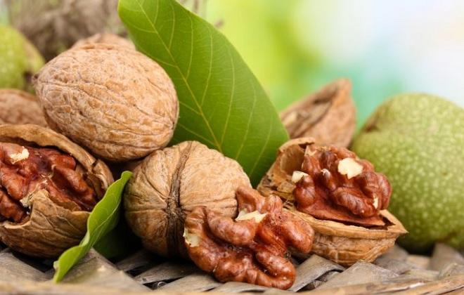 Грецкие орехи для улучшения состава крови
