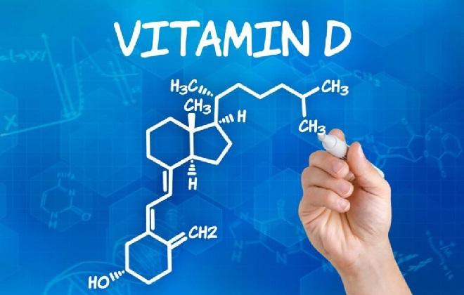 Молекулярная формула витамина