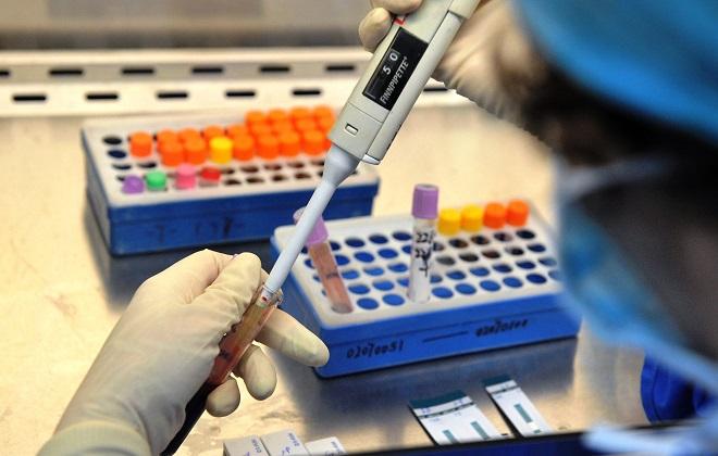 Проверка плотности детской крови