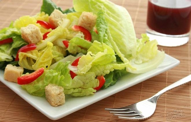 Салат улучшающий качество крови