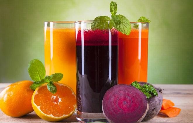 Поднимающие гемоглобин напитки