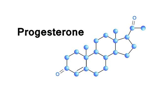Молекулярная формула прогестерона