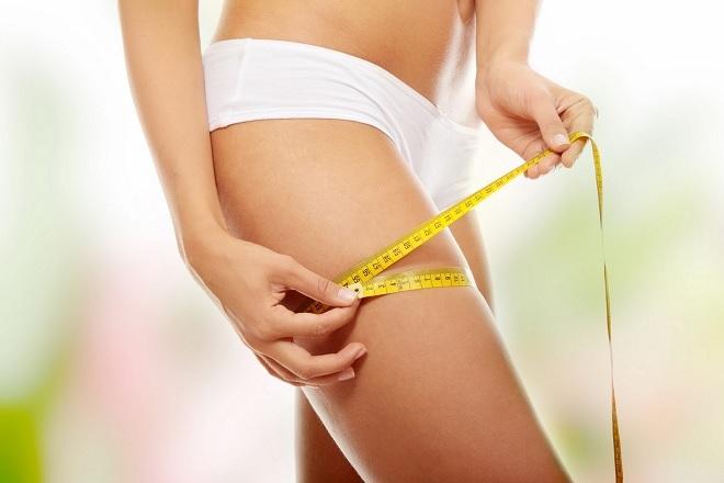 Снижение веса и объема в ногах