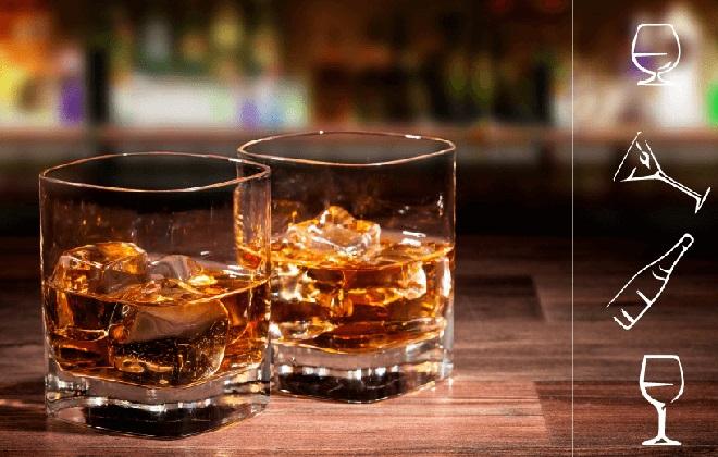 Что употреблять при гипертонии из алкоголя