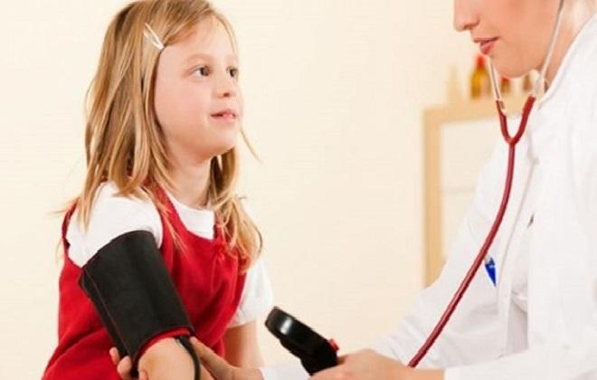 Низкое давление у ребенка 9 лет