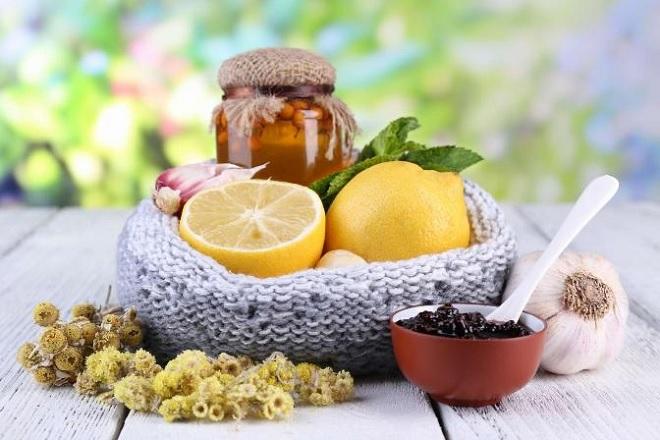 Природные компоненты здоровья человека
