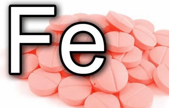 Красные таблетки при железодефицитной анемии