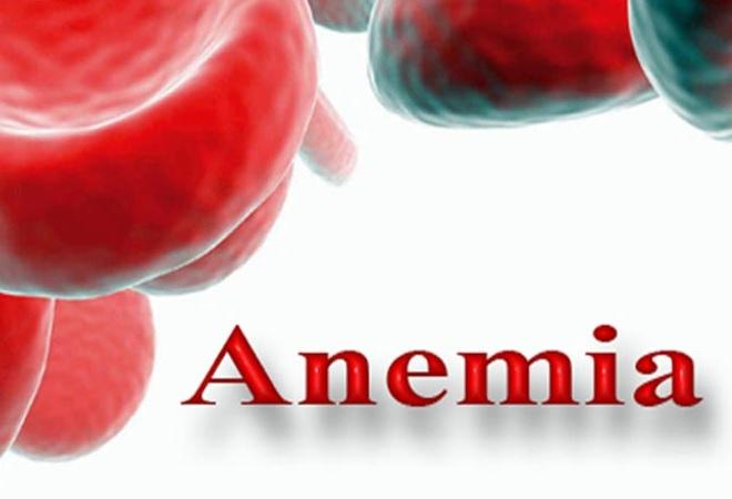 Кровь с низким уровнем гемоглобина