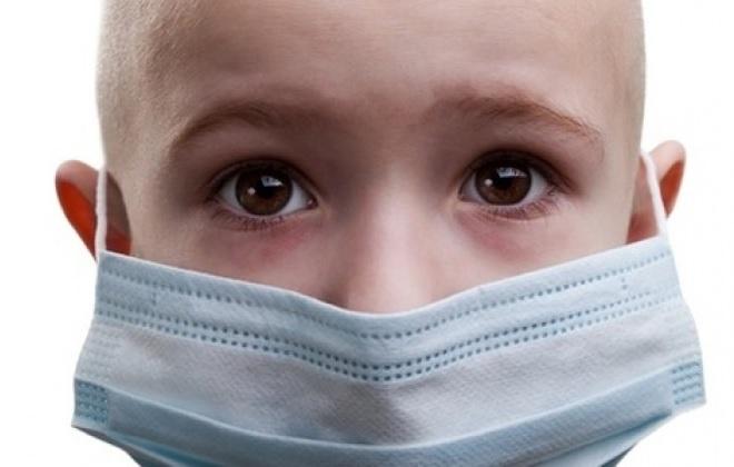 Печальные детские глаза