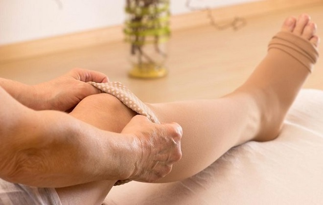 Утягивающее белье для ног