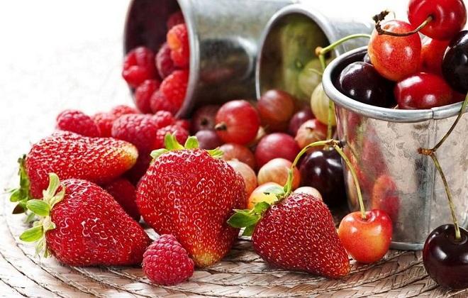 Железосодержащие фрукты