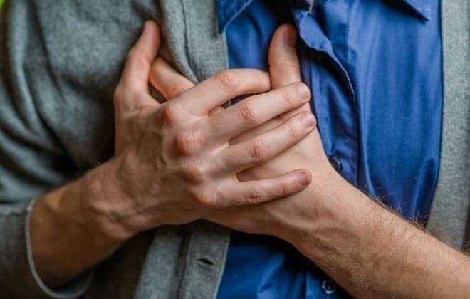 Боли в сердце после инфаркта миокарда