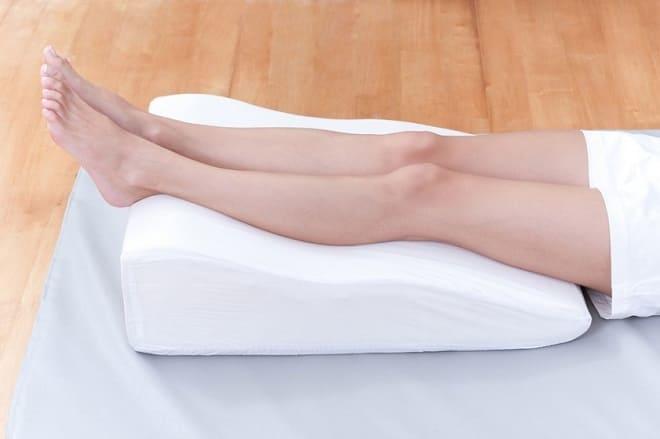 Отеки ног при варикозе