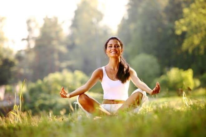 Йога при ВСД и повышенном давлением