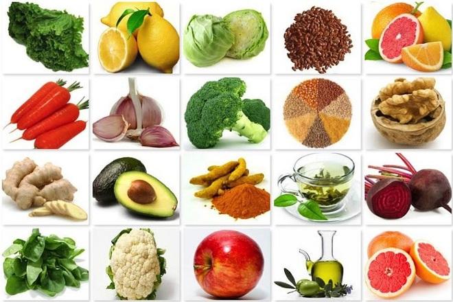 Продукты снижающие холестерин