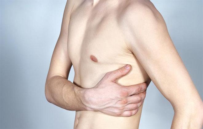 Боль в груди с левой стороны