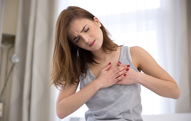 Инфаркт симптомы первые признаки — Сердце
