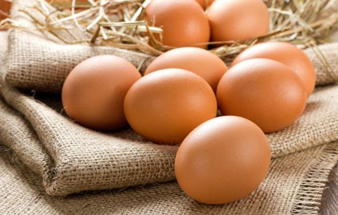 Отваренные яйца