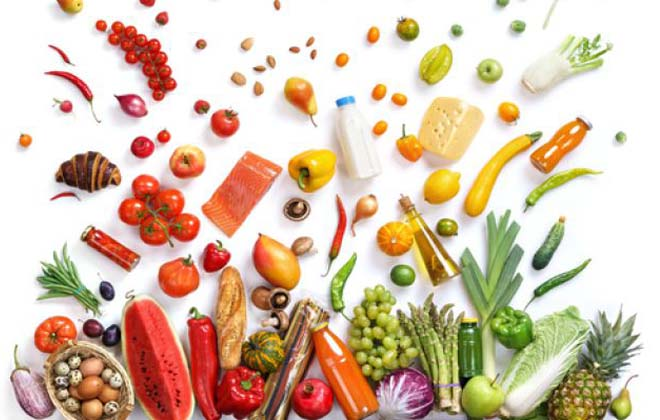 Продуктовые витамины