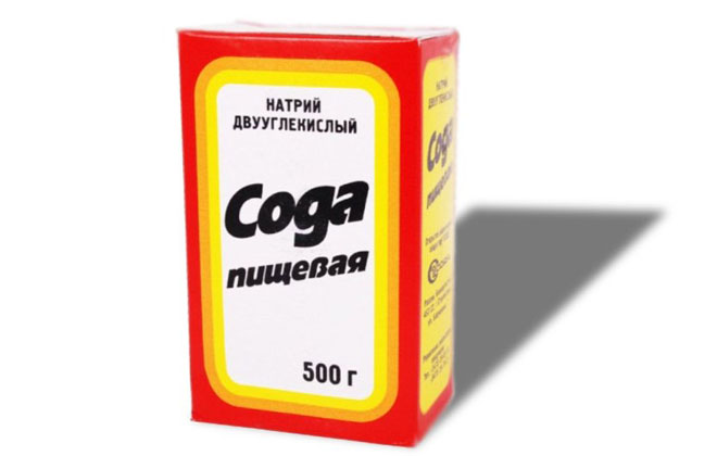 Сода для лечения варикоза